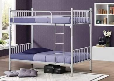 Double decker matel single bed (PF-8909)20/06