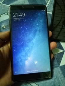 Xiaomi Mi Max 2 64gb Black Dual 4g Lte
