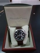 Second hand alexandre christie watch