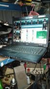 Laptop Acer ok