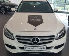 Used Mercedes Benz C180 for sale