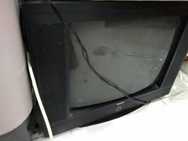TV petak untuk dijual