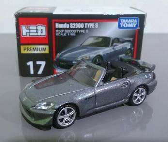 Tomica Premium Honda S2000 jdm not hotwheels