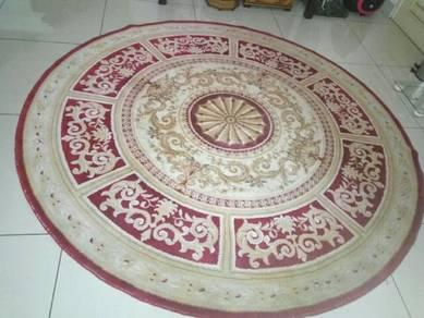 Round Big size Carpet