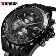 CURREN 8083 Luxury Men's Stainless Steel 0071