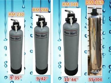 Water Filter / Penapis Air harga kilang a6