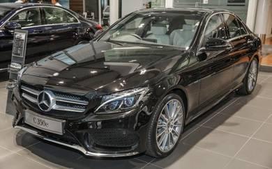 New Mercedes Benz C350E for sale