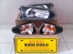 PP1 - Lampu Wira SE Special Edition Siap POS