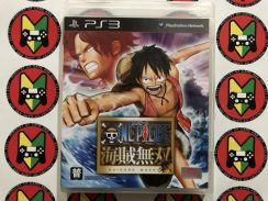[USED]PS3 One Piece Pirate Warrior Chinese Version