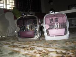 Cat Carrier - Cabrio by Catit Hagen 1 Left