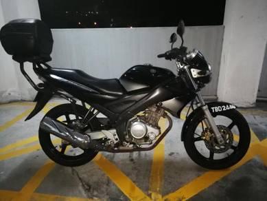 2010 Yamaha Fz 150