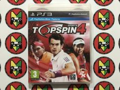 [USED]PS3 Top Spin 4