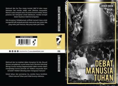 Buku hitam press - debat manusia tuhan