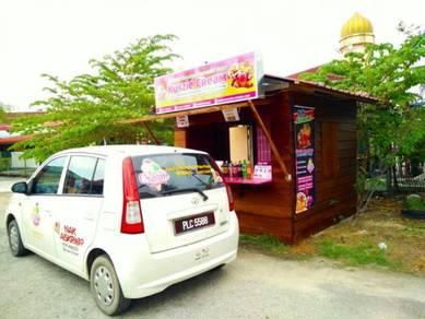SALES ASSISTANT (Ice-cream Kiosk)