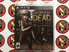 [USED]PS3 The Walking Dead Season 2