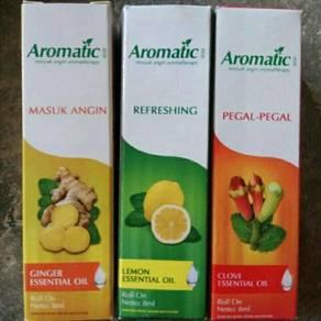 Minyak angin aromatic essential oil