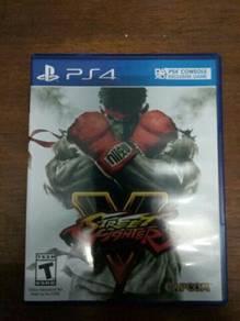 Street Fighter V (Used)