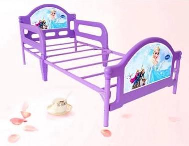 Disney Frozen Design Kids Bed Frame