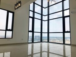 ECLIPSE DUPLEX 3 BEDROOMS [you can decide PARTLY OR FULLY] Cyberjaya
