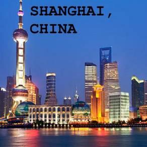BIG SALE ALL MUST GO 5D 4N Family Tour Shanghai