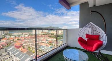 SS2 Condominium 1000sf Petaling Jaya