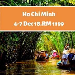 Ho Chi Minh Cuti Sekolah