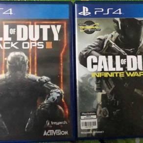 Cd game ps4 untuk dijual