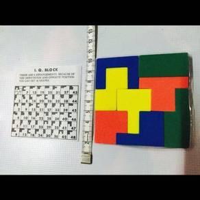 6 Arrangements I.Q.Block