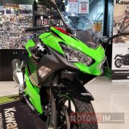 Ninja 250 Showroom Unit Promo - MotorSim