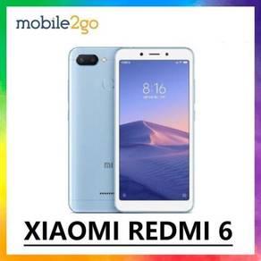 REDMI 6 [32GB ROM + 3GB RAM] Ori MY Set