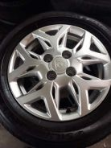 Murah! Proton Original Rim- 14'' + tyre
