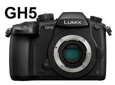 (SALE) NEW Panasonic Lumix GH5 Camera BODY