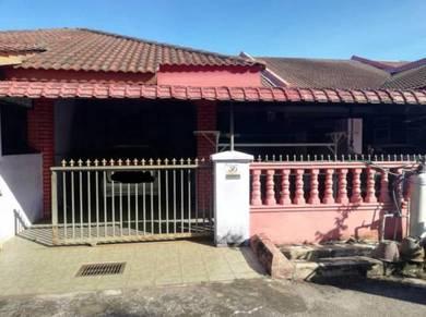 Rumah Teres 1 Tingkat Untuk Dijual Bandar Damansara Kuantan