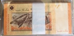 Very Rare - Bank Note RM20 : BV series