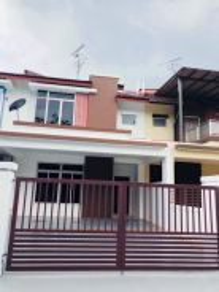 Double Storey Terrace at Horizon Hill, Nusajaya, Johor