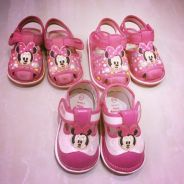 Mickey Baby Shoes To Sell
