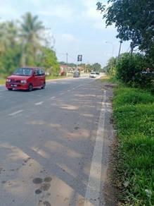 Tanah lot 44x172 spg rengam Kluang Johor.