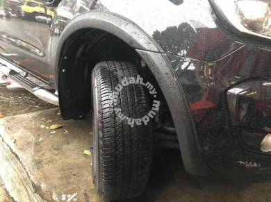 Ford ranger t6 t7 small fender flares flare arch