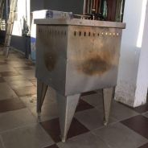 Perumah Tong air panas stainless steel