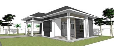 Rumah Banglo Di Pasir Hor