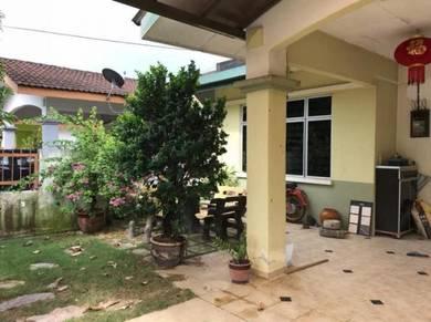 Mantau Single Storey Semi D House For Sale