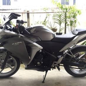 2013 Honda CBR250 R
