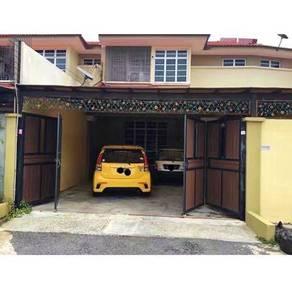 Rumah teres lawa 2 tingkat untuk dijual