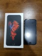Iphone 6s space grey - 32gb