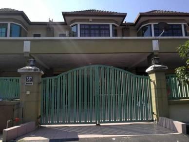 Double Storey Superlink, Taman Mulia Pajam, Nilai - Fully Extended