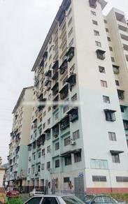 Apartment Cempaka Gombak Permai, Batu Caves, tingkat 2