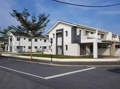 100% Loan, Rumah 2 Tingkat, Sg Sungai Petani, Brand New