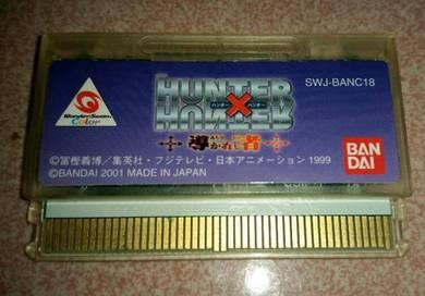 Bandai WonderSwan Hunter X Hunter