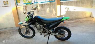 Kawasaki KLX150-C Motorcycle