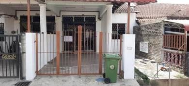 Rumah Teres Satu Tingkat, Temerloh Makmur (untuk dijual)
